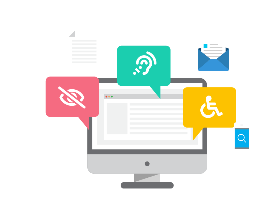 ADA Accessible Compliant Website Services Company
