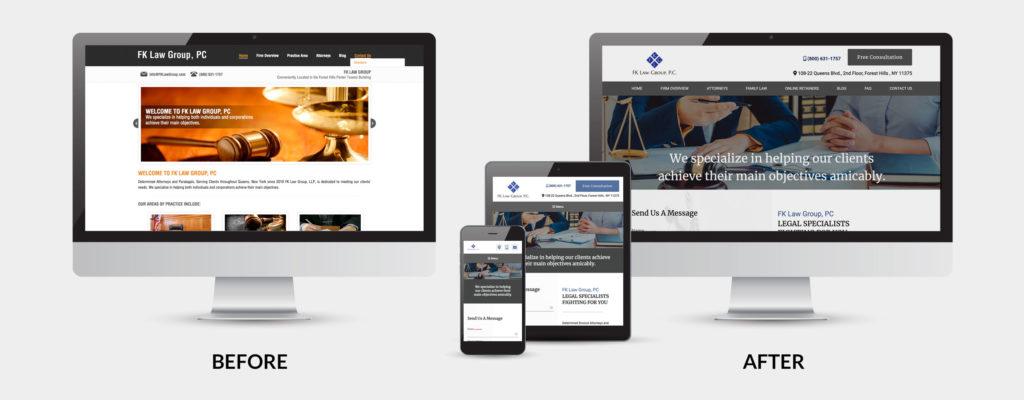 Custom Website Design Company   Internet Website Designers