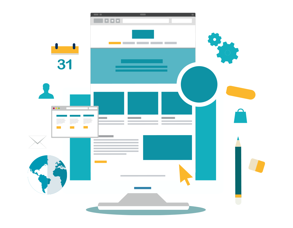 Custom Website Design Company | Internet Website Designers
